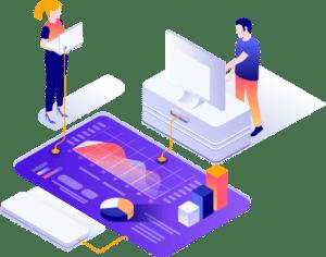 DigiCami - 4 steps in the design of a website